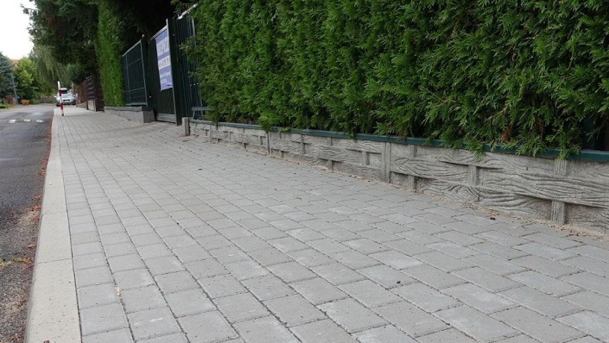 Kolejne wyremontowane chodniki w Poznaniu
