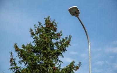 Awaria oświetlenia ulicznego usunięta