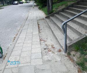 Będzie nowy chodnik na ul. Widnej