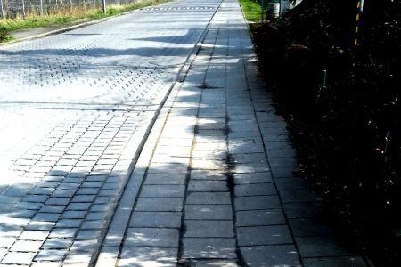 Remont chodnika na ul. Krajeneckiej