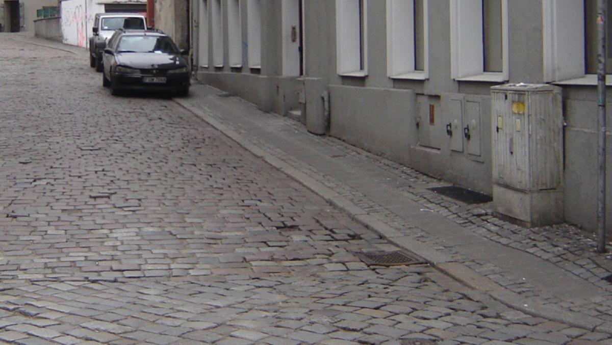 Zmiana kierunków ruchu na ul. Koziej