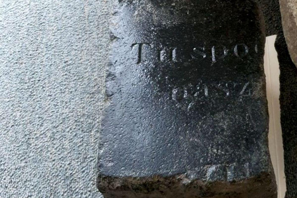 Zabraliśmy kamień z ul. Filipińskiej