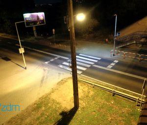 Piesi bezpieczniejsi na przejściach dla pieszych