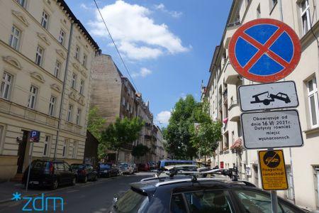 SPP Łazarz. Kanałowa z jednym kierunkiem ruchu i nowym sposobem parkowania