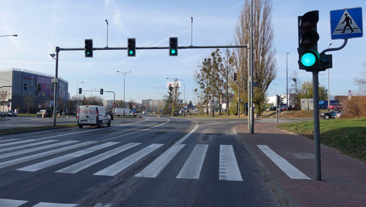 Wyłączenie sygnalizacji świetlnej na skrzyżowaniu ul. Serbskiej i Wilczak