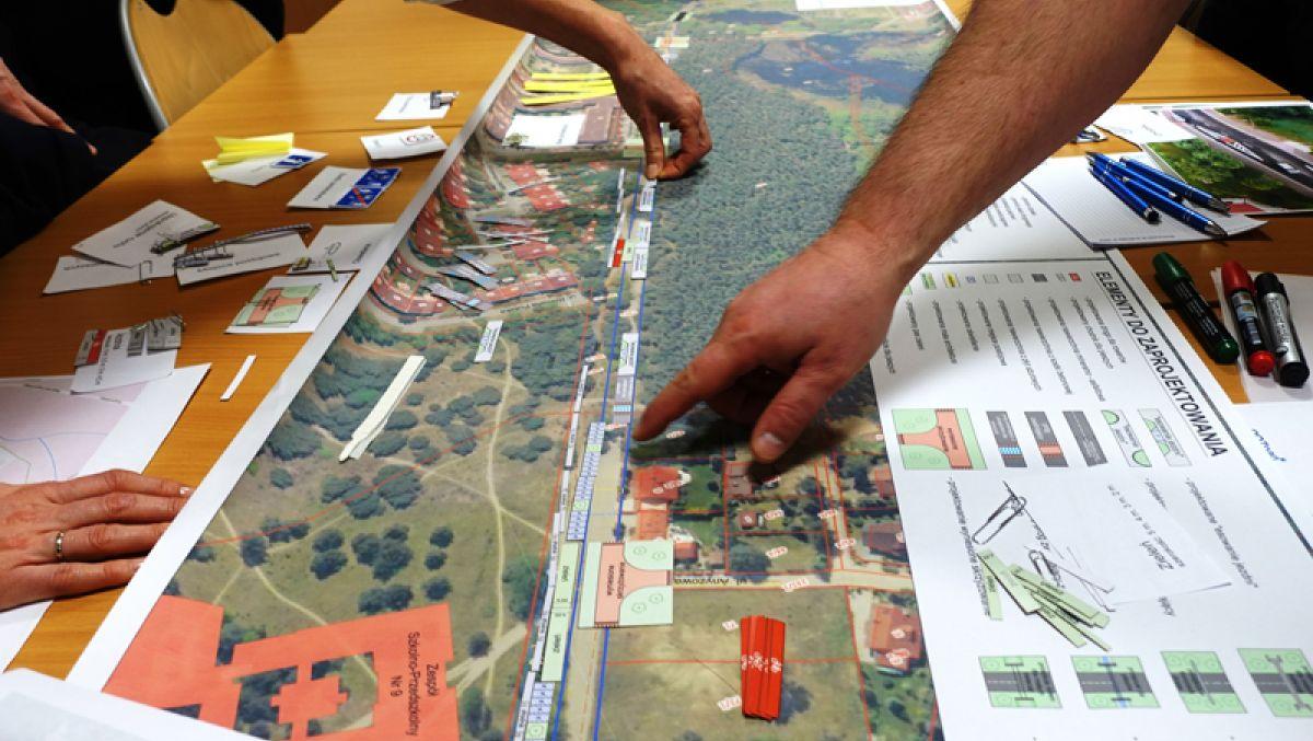 Mieszkańcy projektowali ulicę Umultowską