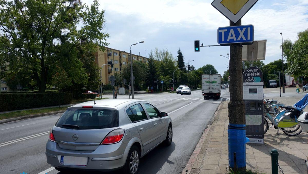 Będzie bezpieczniej na skrzyżowaniu Grochowskiej i Marcelińskiej