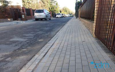 Wyremontowaliśmy chodnik na ul. Wójtowskiej