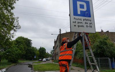 Śródmiejska Strefa Płatnego Parkowania rusza w poniedziałek, 1 czerwca