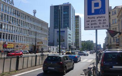 Jutro rusza Śródmiejska Strefa Płatnego Parkowania Jeżyce