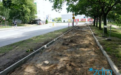 Remontujemy ulicę generała Maczka
