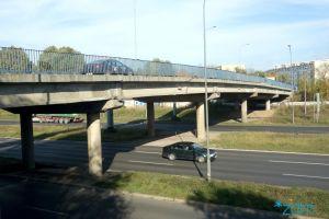Zamknięcie wiaduktu na ul. Kurlandzkiej