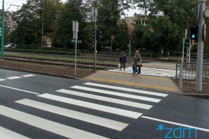 Koniec przebudowy na skrzyżowaniu ulic Hetmańskiej i Dmowskiego