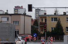 Nowa sygnalizacja na ul. Jugosłowiańskiej
