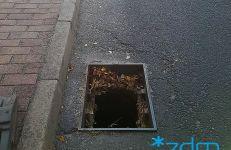 Notujemy znaczny wzrost liczby kradzionych pokryw studzienek kanalizacyjnych