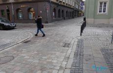 Nowy bruk na ul. Ślusarskiej