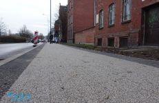 Chodnik na ul. Solnej