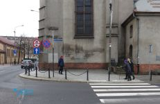 Plac Bernardyński (ulice Garbary i Długa)