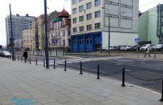 Rejon skrzyżowania ulic Zwierzynieckiej i Gajowej