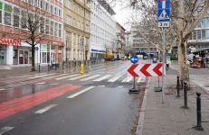 Przed rozpoczęciem i po zakończeniu remontów drogowych MIR musi zatwierdzić organizację ruchu