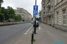 Parkowanie na ul. Solnej