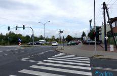 Zmiany zostaną wprowadzone pomiędzy skrzyżowaniem z ul. Nowina, a ul. św. Wawrzyńca