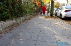 Chodnik na ul. Iłłakowiczówny