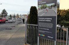 Rozpoczynają się prace związane z przebudową placu u zbiegu ulic Karlińskiej, Muszkowskiej, Lemierzyckiej i Sułowskiej