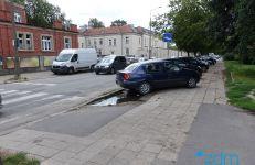 Ulica Jarochowskiego zostanie przebudowana na odcinku od ul. Wyspiańskiego do ul. Chociszewskiego
