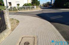 Nowy chodnik na ul. Floksowej
