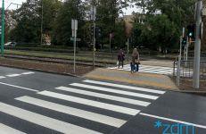 Zakończyła się przebudowa skrzyżowania ulic Hetmańskiej i Dmowskiego