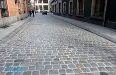 Ulica Rynkowa po remoncie