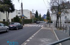Ulica Inowrocławska po remoncie