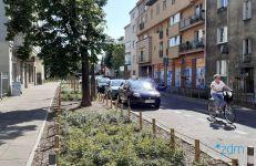 Ulica Jarochowskiego na Łazarzu