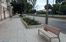 Ulica królowej Jadwigi na Starym Mieście