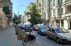 Ulica Niegolewskich na Łazarzu