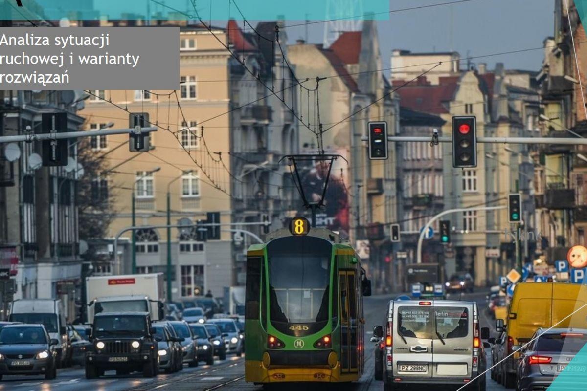 Na podstawie przygotowanych analiz powstaną projekty zmian na ul. Głogowskiej