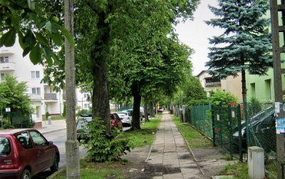 Estetyczniej i wygodniej na ul. Saperskiej