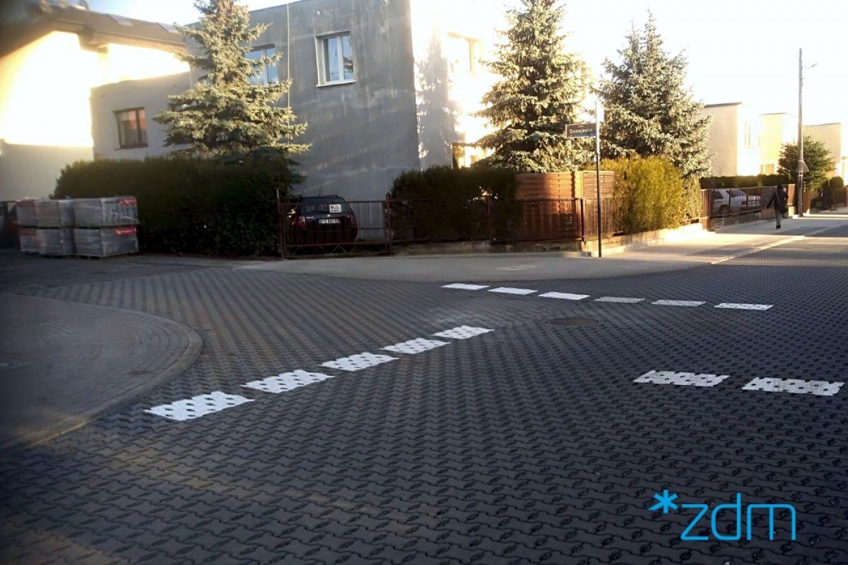 Nowa jezdnia i chodniki na ul. Lednickiej