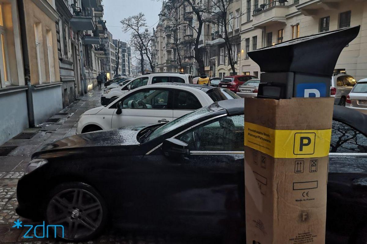 Strefa płatnego parkowania na Wildzie i Łazarzu od 1 lutego