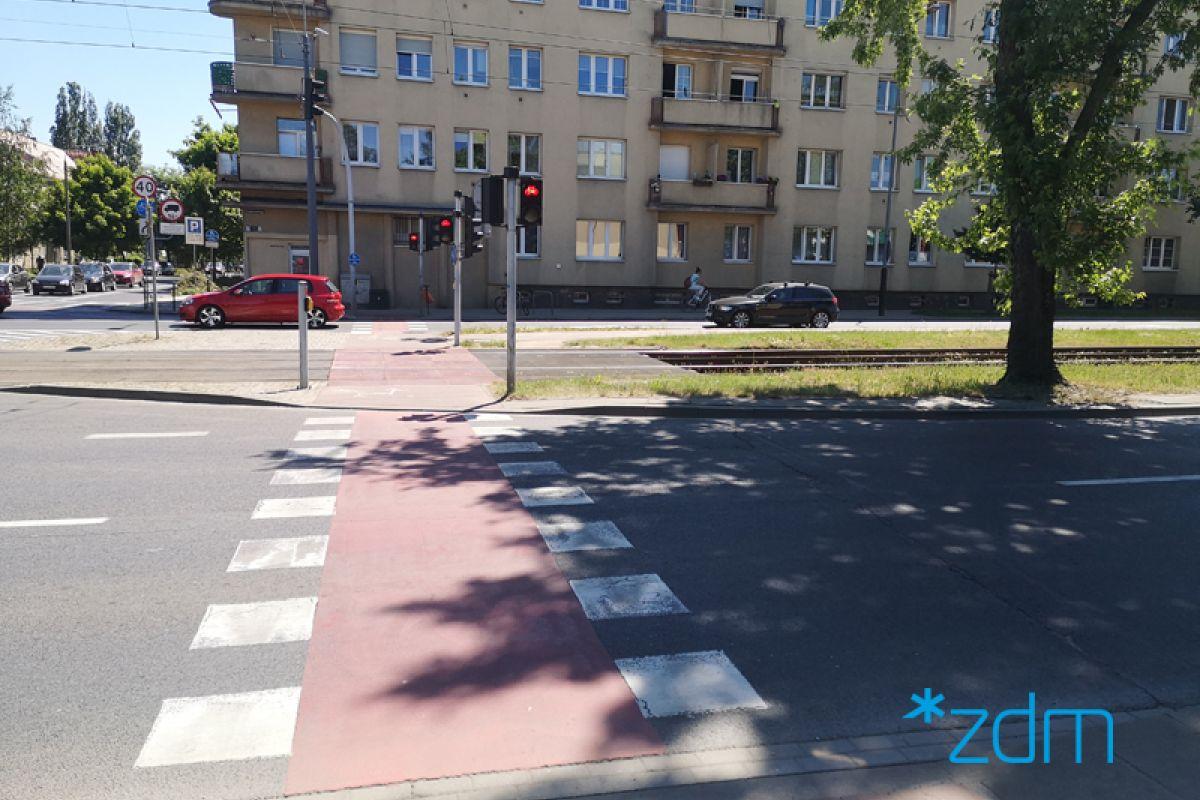 Na Przybyszewskiego powstanie nowe przejście dla pieszych
