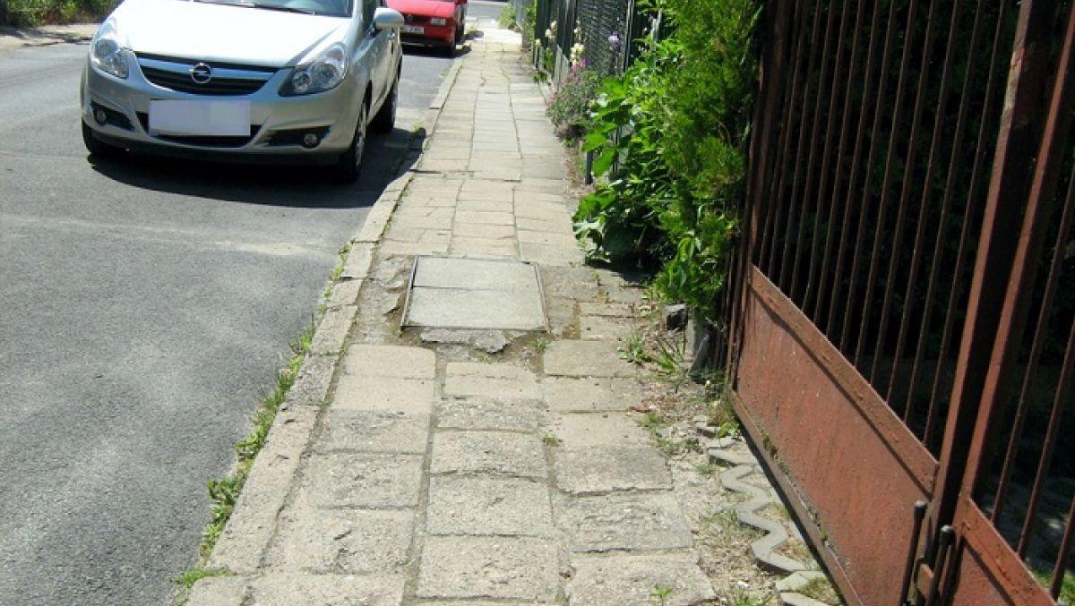 Wyremontujemy chodnik na ul. Wójtowskiej
