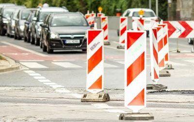 Zmiany w organizacji ruchu na ulicach Pokrzywno i Leszka