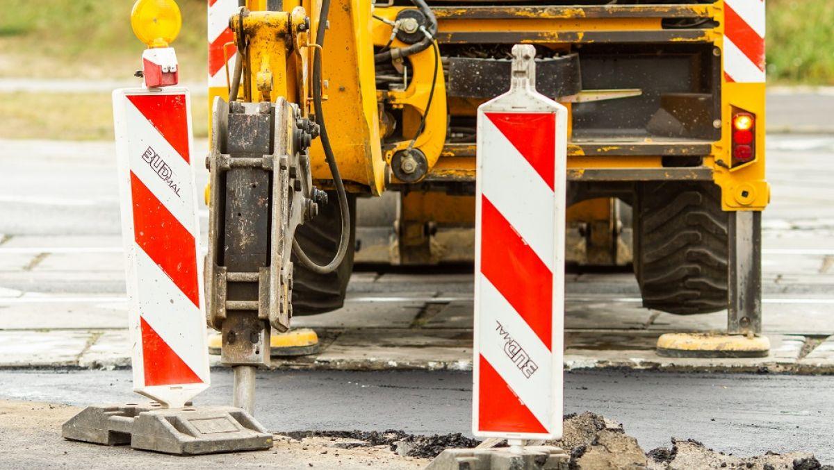 Środowe prace na poznańskich ulicach
