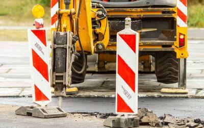 Środowe prace drogowe