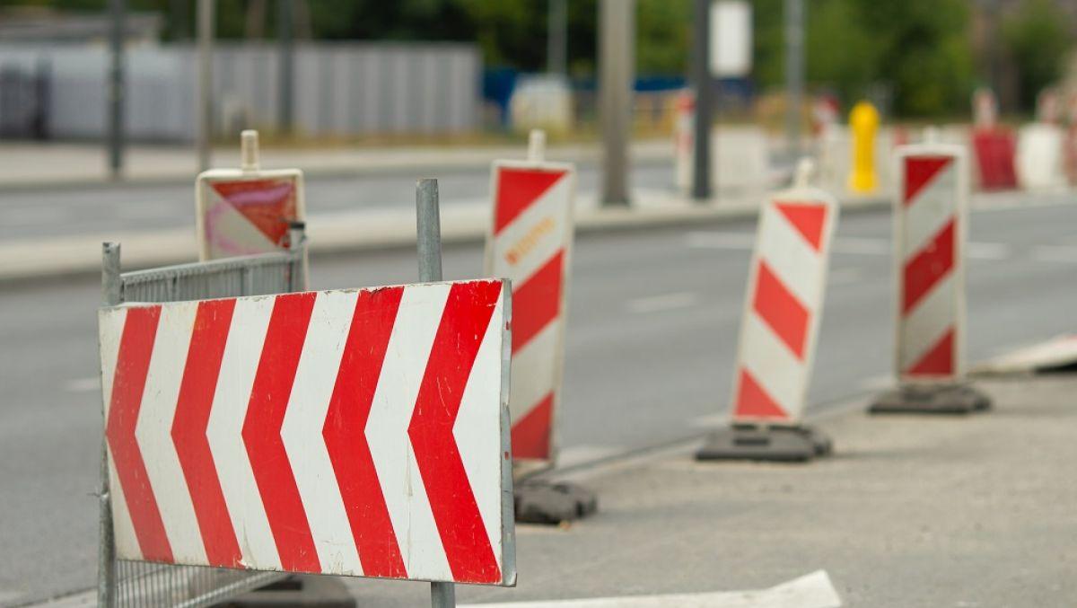 Piątkowe prace drogowe na poznańskich ulicach