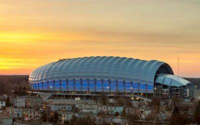 W niedzielę po południu mecz na stadionie miejskim