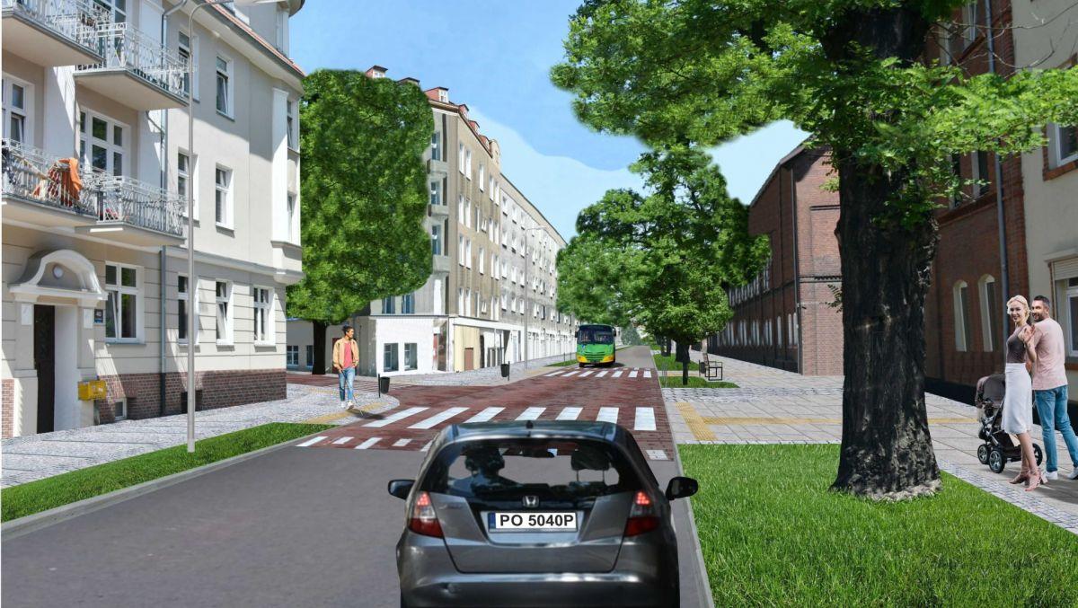 Koncepcja przebudowy ul. Kolejowej gotowa