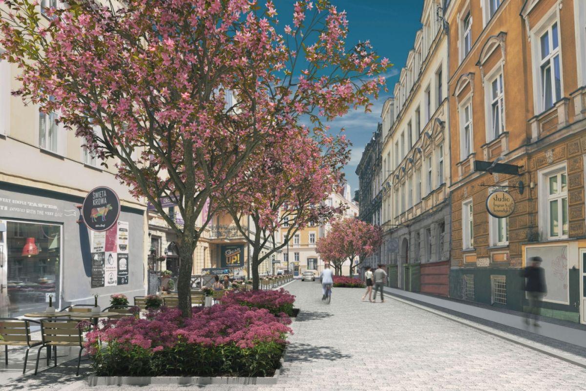 Rusza przebudowa ulicy Kwiatowej