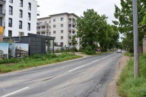 Ulica Mateckiego: powstaną wodociąg, kanalizacja i brakujący chodnik